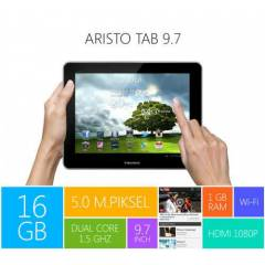 Piranha Aristo Tab 9.7 SimKart Giri�li Tablet PC