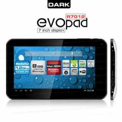 "Dark EvoPad R7012 7"" , 8GB USB HDMI Tablet PC"