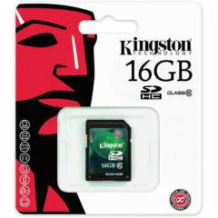 KINGSTON 16GB CLASS 10 SDHC HAFIZA KARTI