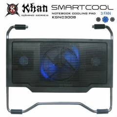 KHAN GAMING SMARTCOOL Notebook So�utucu KGNC300B