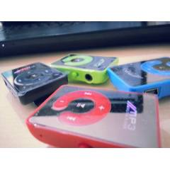 Mini MP3 Player 4GB Hafizal� MP3 m�zik �ALAR
