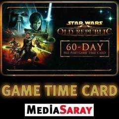 Star Wars Old Republic 60 G�n Prepaid Oyun S�re