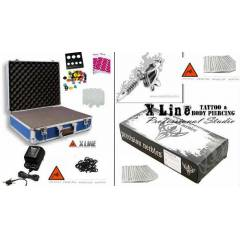 TATTOO D�VME MAK�NE FULL SET  259.90TL