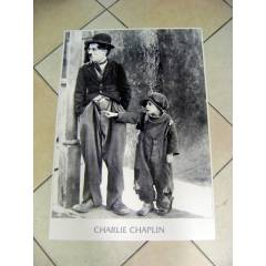 CHARLIE CHAPLIN The Kid Poster 50x70cm