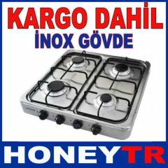 FEMA� 410 DO�ALGAZLI �NOX SET�ST� OCAK KD