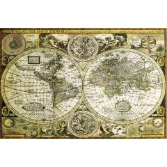 Maxi Poster - World Map Historical