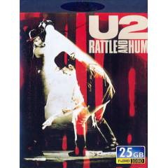 U2 RATTLE AND HUM AMBALAJINDA BLU-RAY