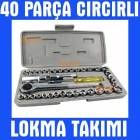 40 Pc C�rc�r L� Full Lokma Seti Lokma Tak�m� Set