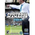 PC FOOTBALL MANAGER 2014 T�RK�E SIFIR KUTULU