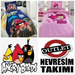 DAYS �N COLOURS ANGRY B�RDS NEVRES�M TAKIM