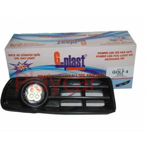 VW GOLF S�S FARI LEDL� GOLF 4 LED G�ND�Z FARI
