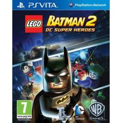 BATMAN 2 DC SUPER HEROES PS VITA OYUNU SIFIR