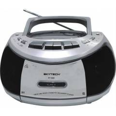 Skytech ST922 USB-SD-MP3-CD-KASET �ALAR