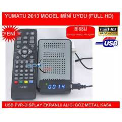 YUMATU FULL HD PLUS  2014 MODEL KARGO DAH�L