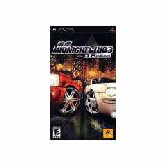 PSP ORJINAL OYUN  - MIDNIGHT CLUB 3 DUB EDITION