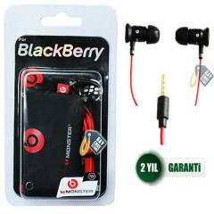 Blackberry  3,5mm S�per Bass Kulaki�i Kulakl�k