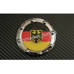 German Style Alman Bagaj Armas� Logo L�ks 75mm