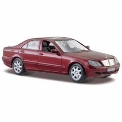 Maisto Mercedes-Benz S-Class Diecast Model Araba