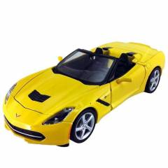 Maisto 2014 Corvette Diecast Model Araba 1:24 Sp