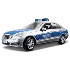 Maisto Mercedes E-Class Polizei Model Araba 1:18
