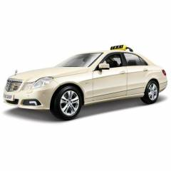 Maisto Mercedes E-Class Taxi Model Araba 1:18 Kr