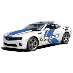 Maisto Chevrolet Camaro SS RS Police 2010 Model