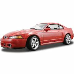 Maisto Ford Svt Mustang Cobra Coupe 2003 Model A