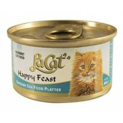 LA CAT HAPPY FEAST DEN�Z �R�NLER� TABA�I YET��K�