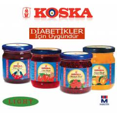 Koska Diabet Re�el 240 Gr 4 �e�it