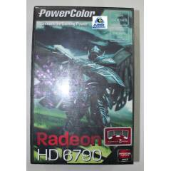 POWERCOLOR HD6790 1GB EKRAN KARTI GDDR5 DVI HDMI