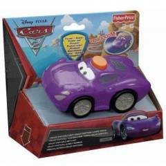 Mattel Fisher Price Cars 2 I��kl� Sesli Ara�lar