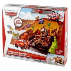 Mattel Cars Mikro Drift Willy Yar�� Seti