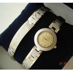 POLO GRAND  �elik SAAT & �elik B�LEKL�K SET�