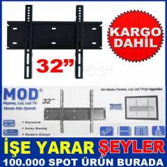 "32"" LCD,PLAZMA LED TV DUVAR ASKI APARATI KD"