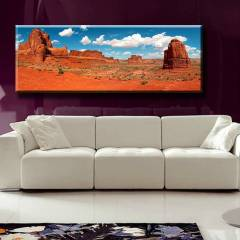 150X44cm CANVAS TABLO KANYON VAD�LER�