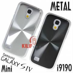 Galaxy S4 Mini i9190 Al�minyum Metal K�l�f+3Film