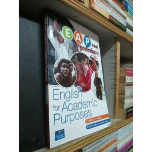 EAP NOW ENGLISH FOR ACADEMIC PURPOSES