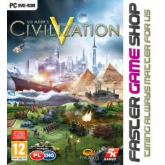 Sid Meier's Civilization 5 V Steam Key KAMPANYA