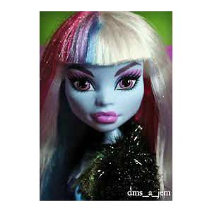 yeni Monster High Acayip Haval� Abbey Bominable