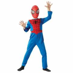 Spiderman �ocuk Kost�m 4-7 Ya�