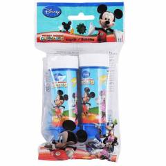 Mickey Mouse �flemeli Bubble