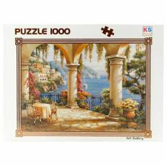 KS Games 1000 Par�a Puzzle Terrace Arch