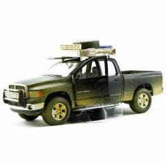 Maisto 2002 Dodge Ram Quad Cam 1:24 Dirt Riders