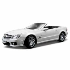 Maisto Mercedes Sl 63 Amg Model Araba 1:18 Speci