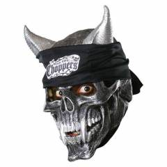 Speed Demon 3/4 V�nyl Kurukafa Maske