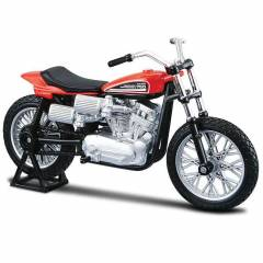 Maisto Harley Davidson 1972 XR750 Racing Bike 1: