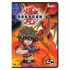 Bakugan 1 DVD Film