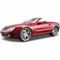 Maisto Mercedes Benz Sl 55 Amg Convertible Model