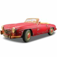 Maisto Mercedes-Benz 1955 190sl Model Araba 1:18