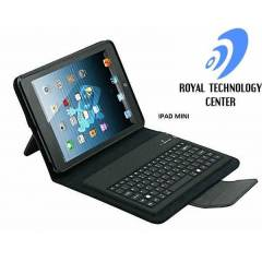 IPAD MINI KLAVYEL� KILIF BLUETOOTH'LU